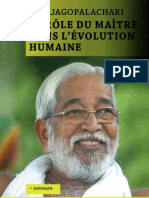 Role of the Master in Human Evolution (French)