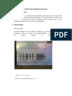 Modulacion y Demodulacion en Ask