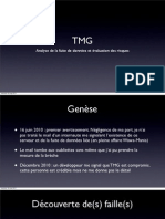 TMG Test Notes for HADOPI
