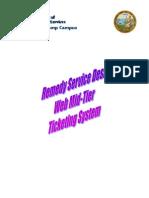 servicedeskmid-tierprocedures
