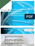 Encuesta Imaginacción-Cooperativa-UTFSM