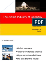 Airline Industry in Germany 1208567927863620 8