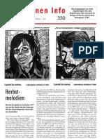 Gefangenen Info #330