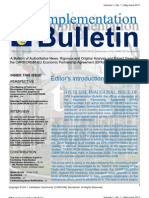 EPA Implementation Bulletin-May-June 2011