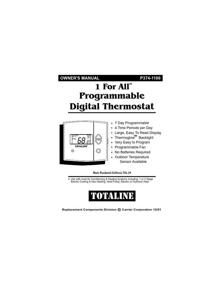 totaline p374 1100 thermostat wiring diagram house wiring diagram rh maxturner co