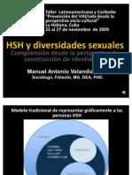 HSH e identidades