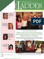 Luce Ladder (2011, Vol XVI, Issue 1)