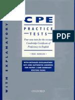 CPE - GRAMMAR Certificate in Proficiency English HARRISON