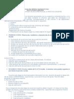 Nuevo CRONOGRAMA Y LISTADO DE DOCUMENTOS DE LA PRÁCTICA DOCENTE