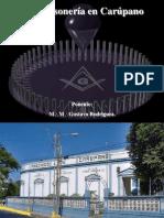 La Masoneria en Carupano