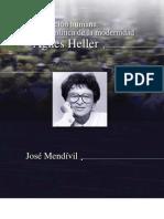 La condición humana. Etica y política de la modernidad en Agnes Heller, de José Mendívil (versión definitiva)