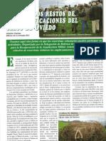 Publicación en LegioXXI de la visita a las fortificaciones del cerco de Oviedo