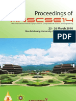 FINAL ANSCSE14 Proceedings w Cover