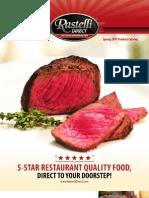 Rastelli Direct 2011 Product Catalog