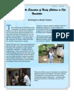 FencFiji Newsletter