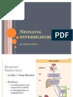 Neonatal Hyperbilirubinemia