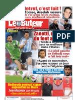 LE BUTEUR PDF du 06/07/2011