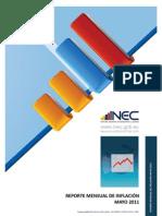 Presentacion Inflacion IPC Mayo2011