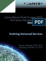 Eantc Cewc2010 Whitepaper v1 2