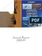 Ministry of Defence, Govt of India - Annual Report 2009