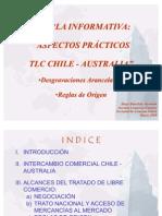Tlc Chile Australia