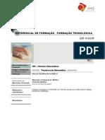 Referencial Formação Formação Tecnológica