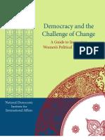Democracy and the Challenge of Change