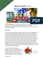 Analisis Sonic 4 Fran
