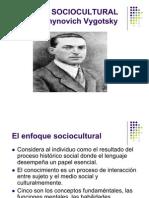 El Enfoque Sociocultural de Vigotsky