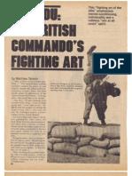 Defendu, The British Commandor's Fighting Art 1984