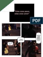 Fotonovela Amar a Madrazos. Capítulo