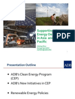 Aiming Zhou-Supporting Clean Energy Development in Asia and the Pacific