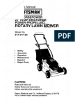 Lawn Mower 917.377180