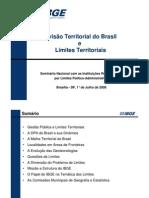 Divisao Territorial Do Brasil e Limites Territoriais2
