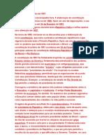 Constituição brasileira de 1891