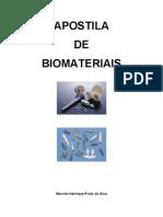 Apostila Biomateriais