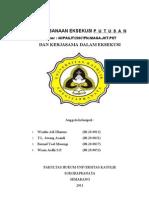 Pelaksanaan Eksekusi Debitur Pailit Dan Kerjasama Dalam Eksekusi