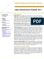 Indian Infrastructure Outlook