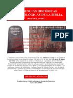 Evidencias Historic As y Arqueologicas