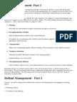 Rollout Management