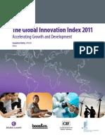 Global Innovation Index 2011_Cambodia