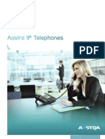 Aastra SIP Phones Matrix