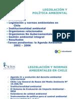 p0025-File-presentacion1 - ion y Politica Ambiental en Chile