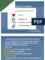 TALLER EN ENFEM. BASICA-SIGNOS VITALES (2)-2ºUNIDAD-2009