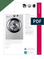 Lg Spec Sheet Wm2101h