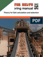 Cintas Calculo Por SIG Engineering Manual