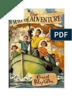 Blyton Enid Adventure Series 6 the Ship of Adventure (1950 )