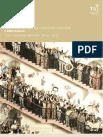 TajAnnual Report 2010 11