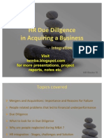22047616 Integrity Managment and Cultural Due Diligence Ppt