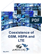 4G Americas Coexistence of GSM HSPA LTE May 2011x